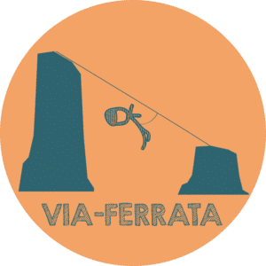 via ferrata Millau