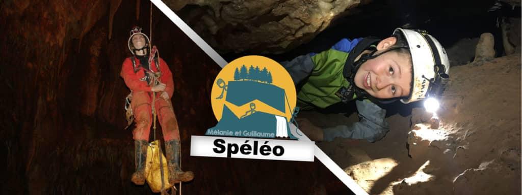 spéléologie Millau