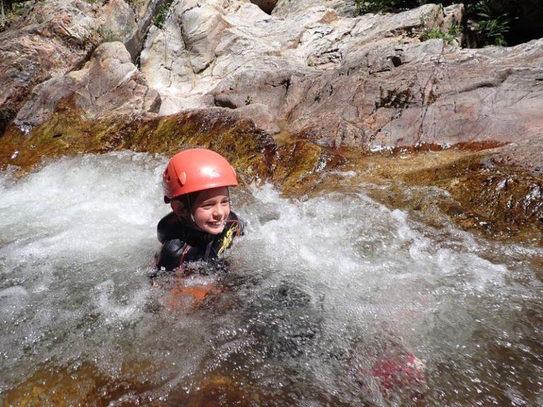 canyoning millau